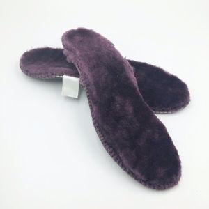 Abeo Eva Shearling Orthotic Shoe Inserts Insole